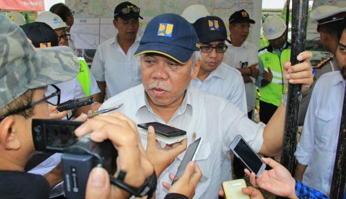 Foto Kementerian PUPR Targetkan Tol Jakarta-Surabaya Layani Arus Mudik 2018