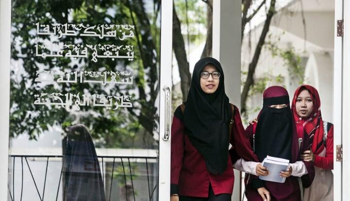 Foto Berita Pelarangan Cadar, IAIN Tulungagung Ogah Ikuti Jejak UIN Yogyakarta