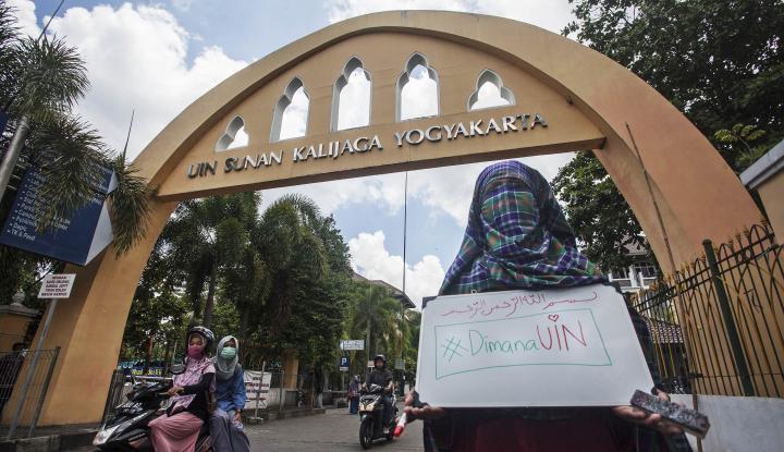 Foto Berita Larangan Cadar bagi Mahasiswi, Bamsoet sebut Rektor UIN SUKA Langgar Konstitusi