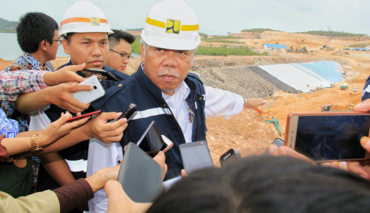 Foto Berita Kementerian PUPR Laksanakan Program PKT di Tuban