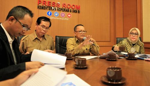 Foto Kemenkop dan UKM Minta Pelaku KUKM Benahi Manajemen Usaha dan Keuangan