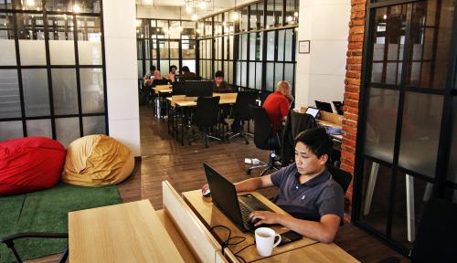 Foto Lima Startup Finalis BIG BREAK Akan Bahas Solusi Kewirausahaan