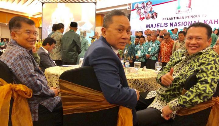 Foto Berita Bamsoet Minta KAHMI Tak Sungkan Beri Kritik ke DPR