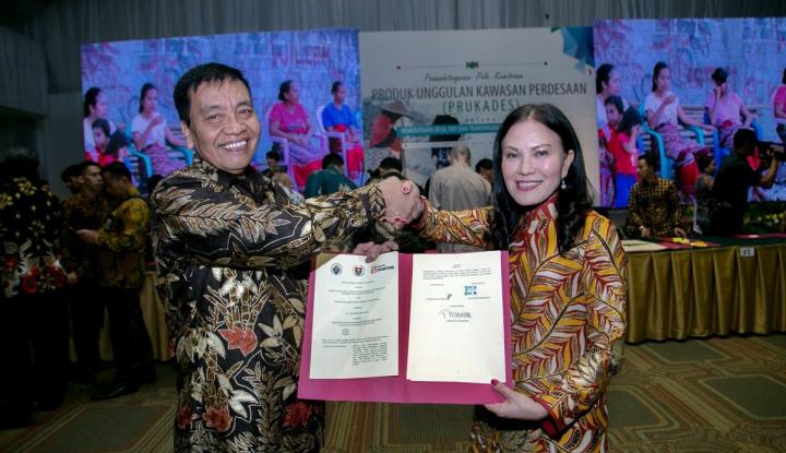 Foto Berita ASM Lakukan Kemitraan PRUKADES dengan Kementerian Desa