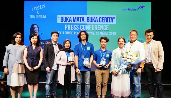 Foto Berita Ini 3 Pemenang Kompetisi Film Dokumenter 'Buka Mata Buka Cerita'