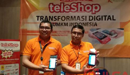 Foto TeleShop, Solusi Berbasis Teknologi untuk UMKM