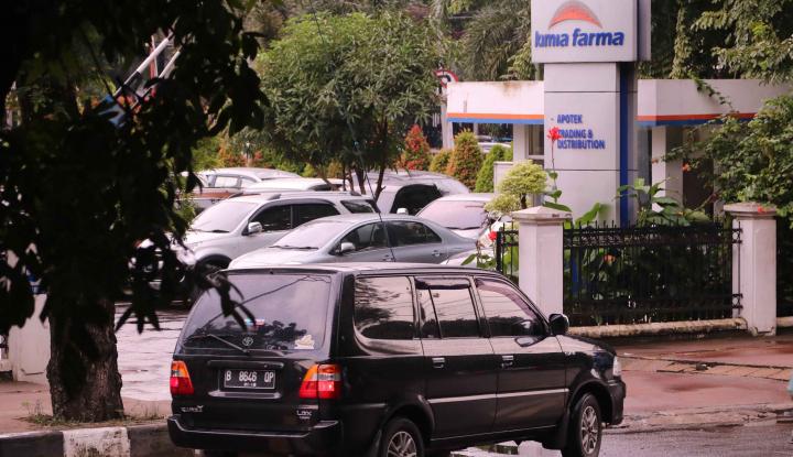 Foto Berita KAEF Cari Pinjaman Rp2,45 Triliun