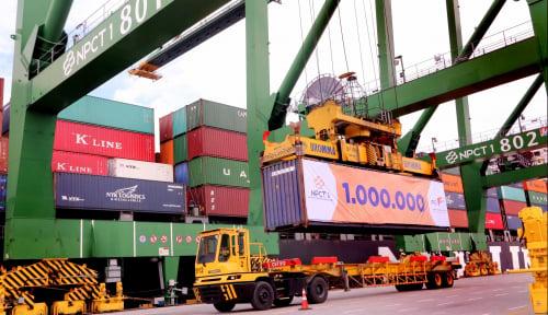 Foto Aceh Terkendala Pelabuhan Ekspor-Impor