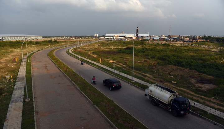 Foto Berita Kawasan Industri JIIPE Ditargetkan Tarik Investasi Rp83,2 Triliun