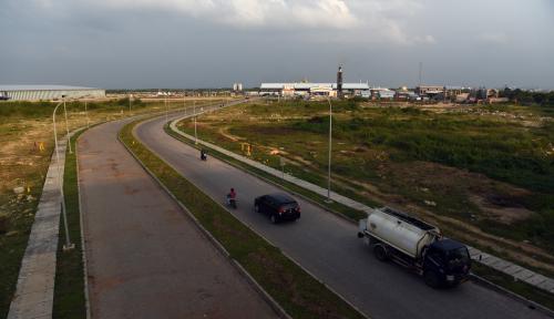 Foto RI Incar Investor Singapura Masuk Kawasan Industri Kendal