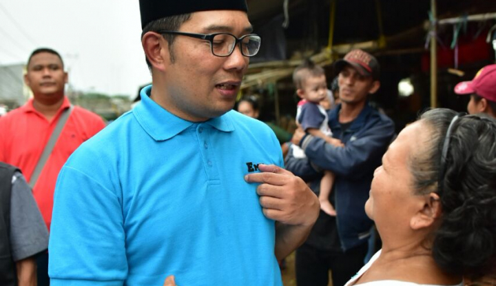 Foto Berita Emil Larang Warganya