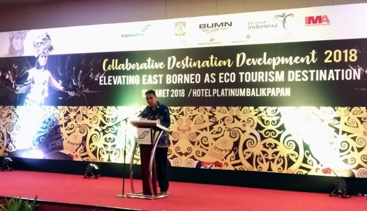 Foto Berita CDD Bahas Trik Menarik Turis ke Kaltim