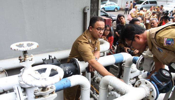 Masuk Musim Penghujan, Warga Jakarta Dikasih Aplikasi? - Warta Ekonomi