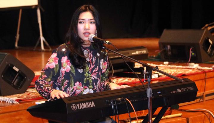 Foto Berita Penjualan Keyboard Yamaha Indonesia Tertinggi di Dunia