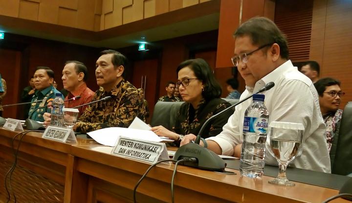 Foto Berita Luhut Pastikan Pertemuan Akbar IMF Buat Bali Tambah Penuh Wisatawan