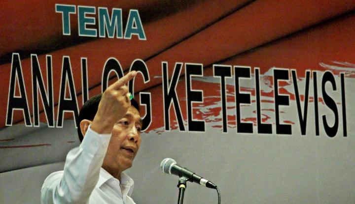 Foto Berita Jelang Pilpres, Wiranto: Suhu Politik Jangan Sampai Mendidih