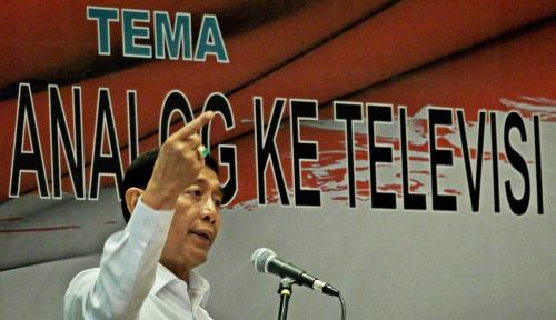Foto Wiranto Ajak Masyarakat Bela Negara, Agar...
