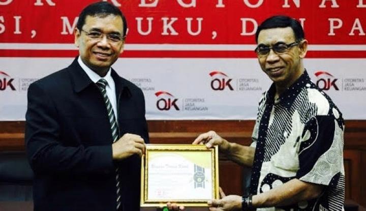 Foto Berita OJK Edukasi Mahasiswa Makassar Soal Industri Jasa Keuangan