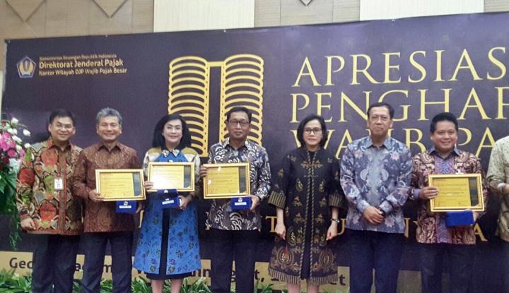 Foto Berita Pegadaian Raih Penghargaan Wajib Pajak