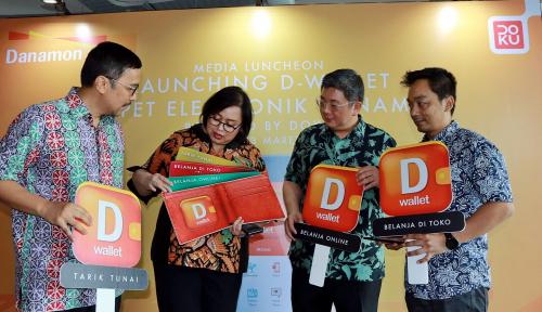 """BDMN Bank Danamon dan DOKU Luncurkan Dompet Digital """"D-Wallet"""""""