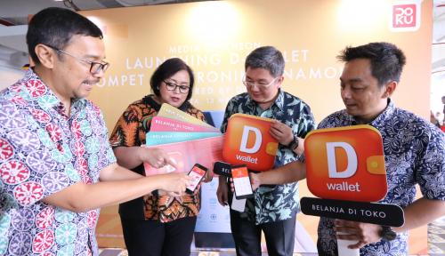 Foto Bank Danamon dan DOKU Luncurkan Dompet Digital