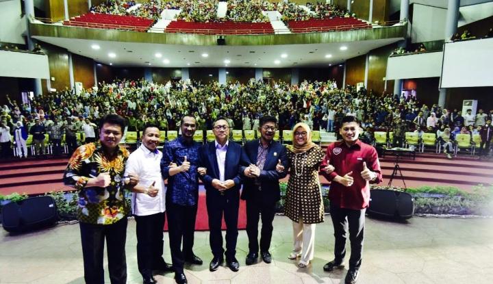 Foto Berita Ketua MPR RI Sebut Sulsel Provinsi Terbaik
