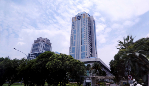 Foto Bank Mandiri Pimpin Pasar Kredit Sindikasi Indonesia
