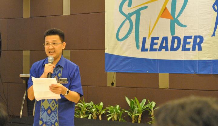 dukung peningkatan pendidikan di indonesia, bca gelar pelatihan kepemimpinan