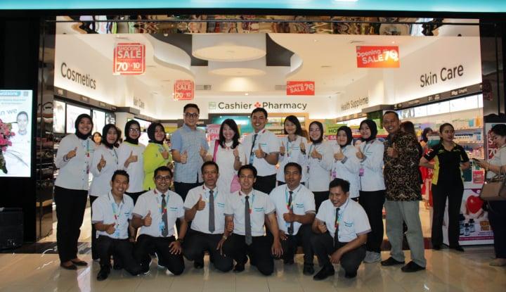 Foto Berita Watsons Tambah Gerai Baru di Tangerang Selatan