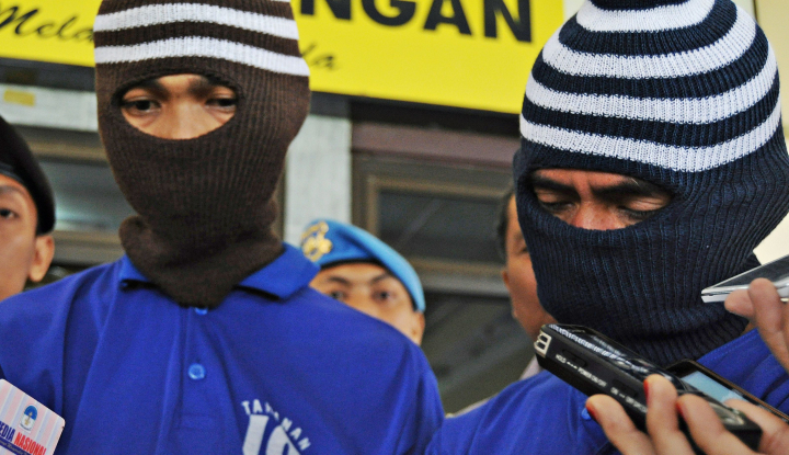 Foto Berita Modus Perampokan Ban Kempes Marak di Lampung