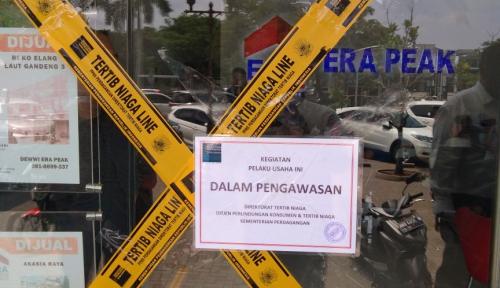 Foto Tanpa Izin, Kemendag Hentikan Kegiatan Perusahaan Perantara Properti