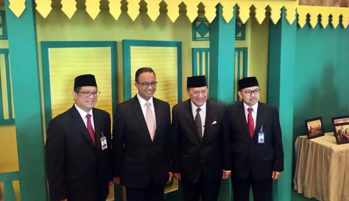 Foto Berita Trisno Nugroho Resmi Pimpin Kantor Perwakilan BI Provinsi DKI Jakarta