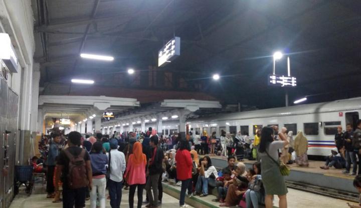 Foto Berita PT KAI Gelar Festival Durian di Stasiun Madiun