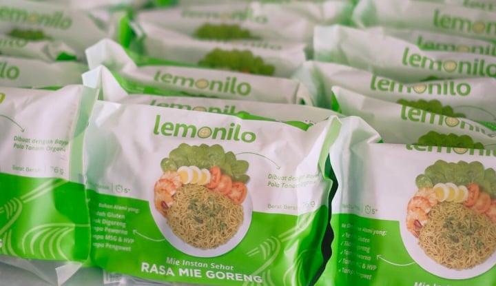 Mie Goreng Instan Alami: Jawaban Lemonilo atas Tingginya Konsumsi Mie di Indonesia - Warta Ekonomi
