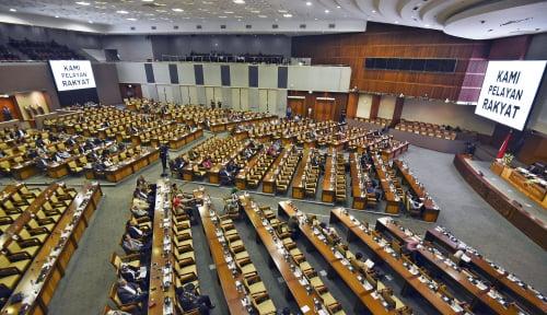 Foto Fraksi Gerindra Pilih