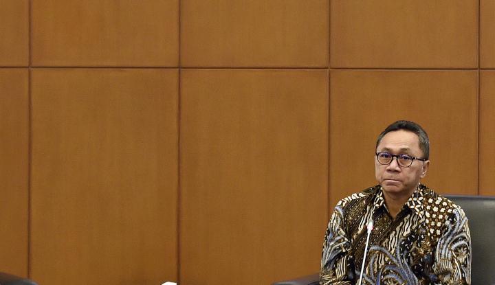 Foto Berita Soal Kedekatan JK-Anies Baswedan, PAN: Pasti ada Maunya