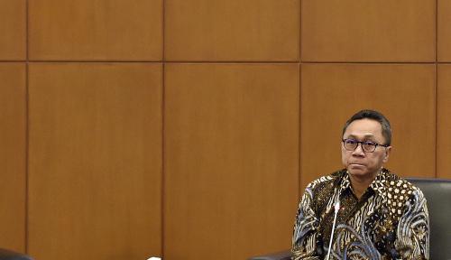 Foto Ketua MPR Ingatkan Jokowi Perhatikan Nasib Petani
