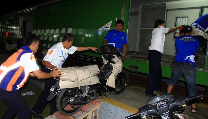 Foto Berita Kemenhub Tambah Kuota 2.000 Motor Mudik Gratis