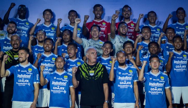 Ini Ambisi Nick Kuipers untuk Persib Bandung di Liga 1 - Warta Ekonomi
