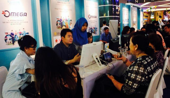 Foto Berita Garuda Tawarkan Diskon 20 Persen di GATF Bali