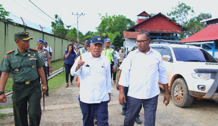 Foto Berita Menteri Basuki Siap Sebarkan Cita-cita Bung Hatta
