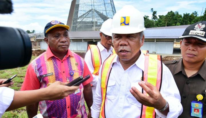 Foto Berita Menteri Basuki Punya 'Plan B' di Tol Semarang-Solo, Apa Itu?
