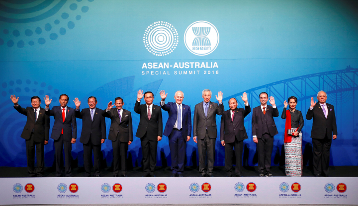 Foto Berita Jokowi: Kemitraan ASEAN-Australia Saling Menguntungkan