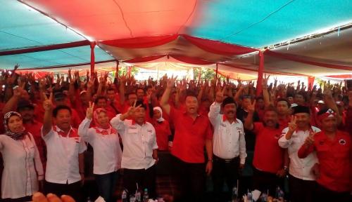 Foto Target Menangkan Pilgub Jabar, Kang Hasan Panaskan Mesin Partai