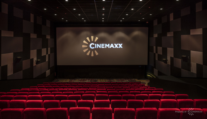 Foto Berita Cinemaxx Resmikan Bioskop Baru di Tamini Square