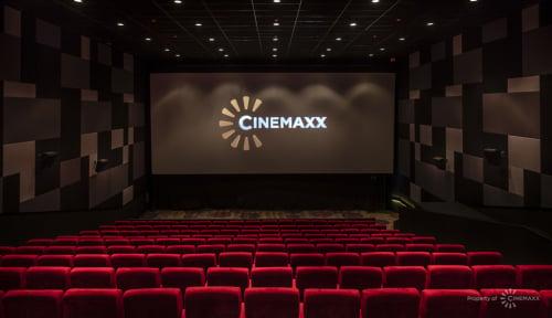 Foto Cinemaxx Resmikan Bioskop Baru di Tamini Square