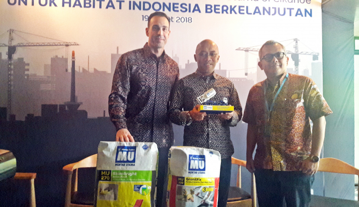 Foto Berita Mortar Utama Bakal Tambah Pabrik di Semarang