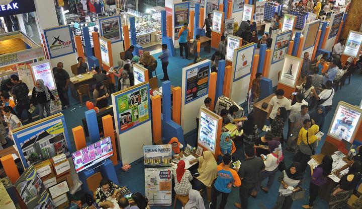 Foto Berita REI Property Expo 2018 Bukukan Transaksi Rp245 Miliar