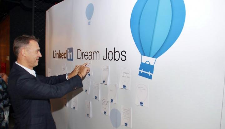 Pendiri LinkedIn: Tidak Ada Produk yang Terlahir Sempurna - Warta Ekonomi