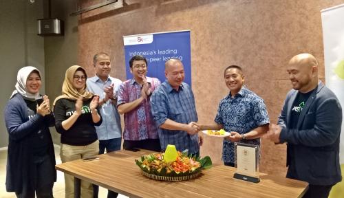 Foto Investree Dukung OJK Tingkatkan Inklusi Keuangan Lewat Fintech Days 2018